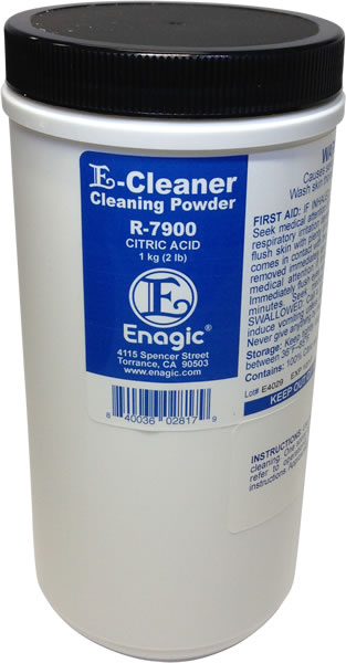 e cleaner refill powder kangen water