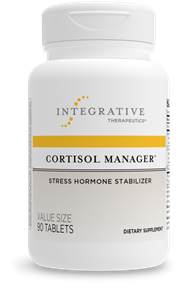 Cortisol Manager supplement