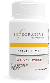 B12-Active fast-absorbing chewable tablet
