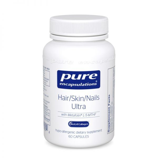 Hair/Skin/Nails Ultra 60's