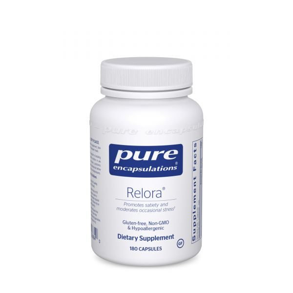 Relora® by Pure Encapsulations supplement