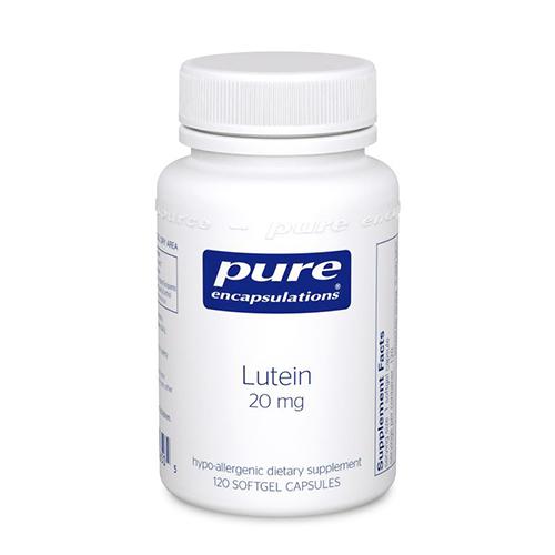 Lutein for eye health