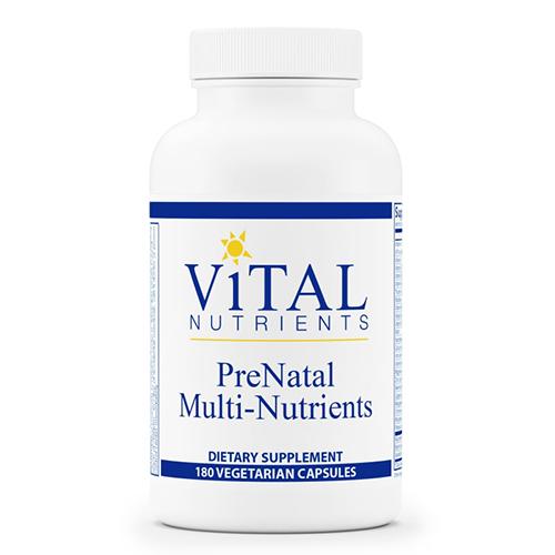 pre natal nutrients